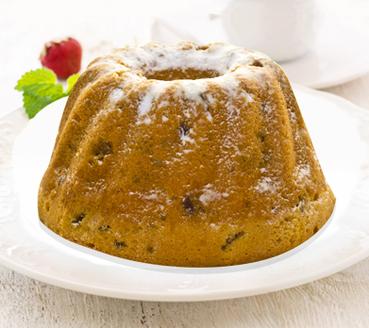 Dessert-Kuchen Glatzer Rodon